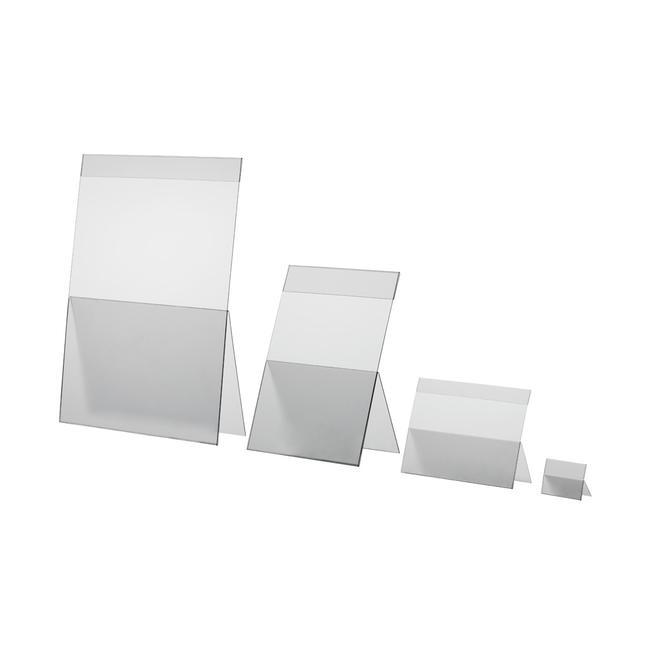 Display van hard PVC