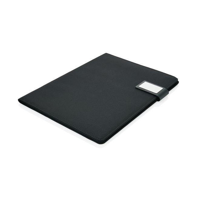 Basic Tech Portfolio, zwart