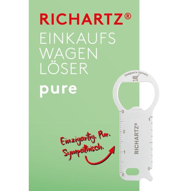 """Richartz winkelwagen-ontkoppelaar """"Pure"""""""