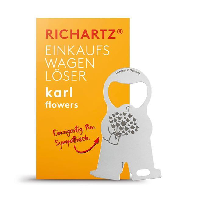 """Richartz winkelwagenontkoppelaar """"Karl Flower"""""""