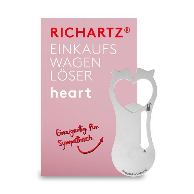 """Winkelwagenontkoppelaar """"Karl Heart"""""""