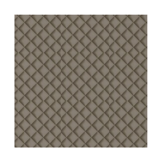FlexiDeco-stylepad / gepolsterde stof, diamantlook genaaid