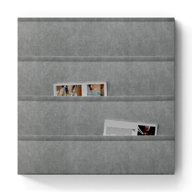 FlexiDeco-functional / presentatiehouders, grijs