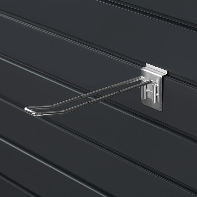 Crochet double pour panneau lamellé