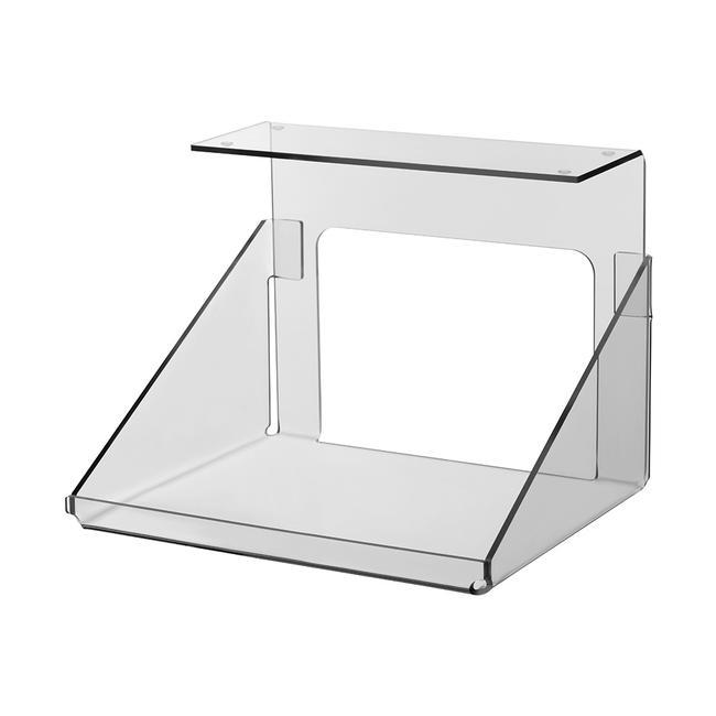 Flexibele vitrinehanger