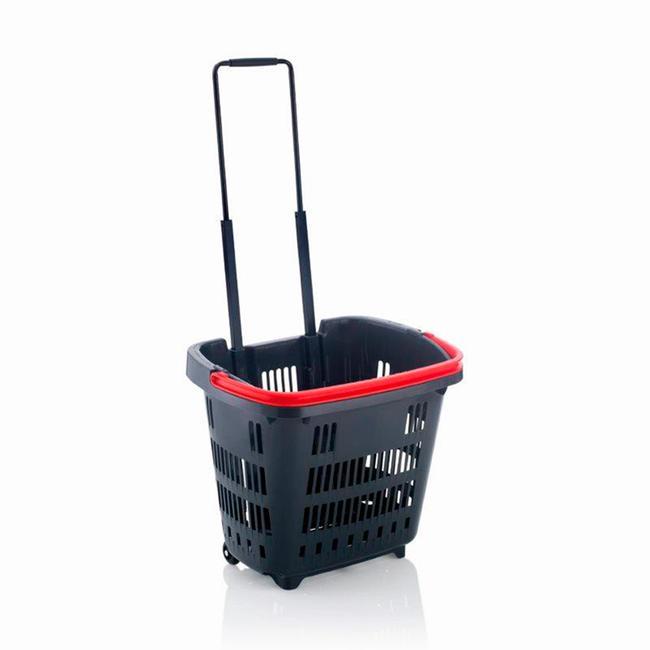 Rolling basket 34 liter │ om te trekken
