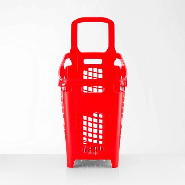 Rolling Basket 65 liter │ om te trekken