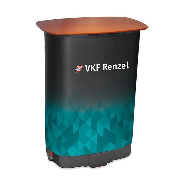 """Transport-koffer-balie voor pop-up systeem """"VKF"""""""