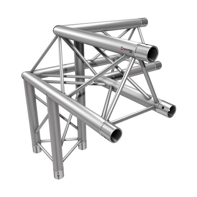 Naxpro-Truss FD 23, C32 / 3-weg hoekverbinding
