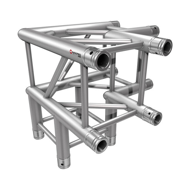 Naxpro-Truss FD 34, C30 / 3-weg hoekverbinding