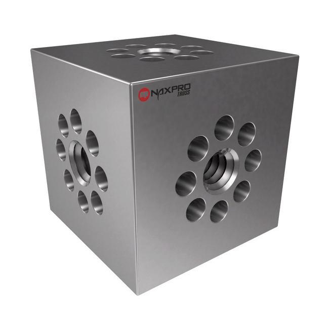 Boxcorner pour poutre aluminium Naxpro FD31-34