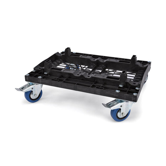 Transportwagen (Dolly) voor trusssystemen