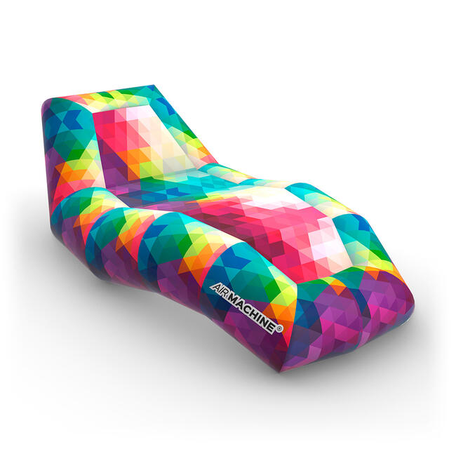 Opblaasbare ligstoel