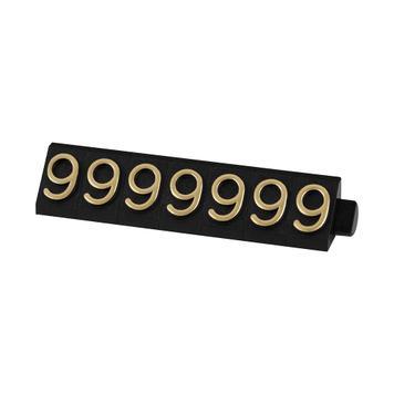 "Accessoires prijscassette ""Midi-cijfers"""