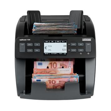 "Bankbiljetten telmachine ""Rapidcount T575"""