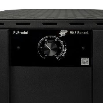 "Professionele luchtreiniger ""PLR-Mini"" met HEPA-filter H14"