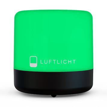"""CO2 meetapparaat """"Luftlicht"""" met stoplicht"""