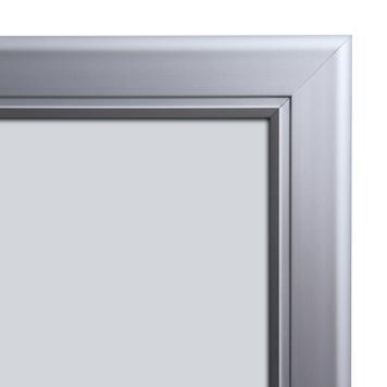 "Menukaart-vitrine ""ZM"""
