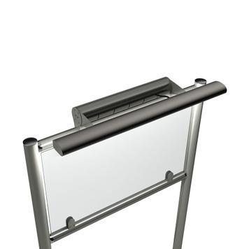 "Inox-display ""Curved 60"""