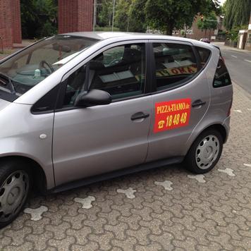 Magneetfolie auto kwaliteit