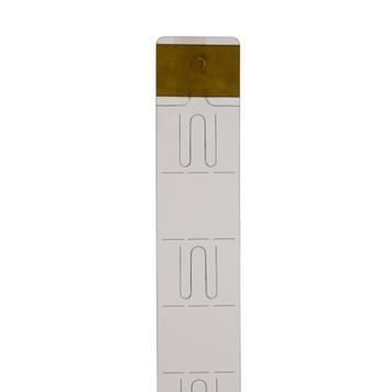 Blisterrail transparant 770 mm