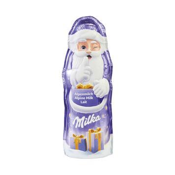 Milka Kerstman in geschenkbox