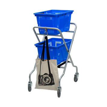 Shopping-Trolley │ inklapbaar