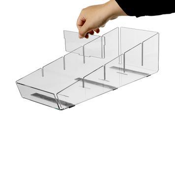 """Productbox """"Pieris"""" met vakverdeler"""