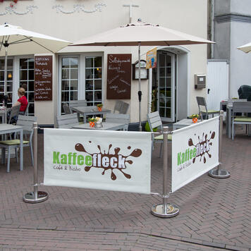 "Afzetsysteem ""Café"" │ set"
