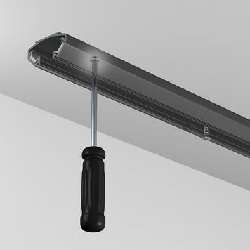 "LED rail ""Display it"""