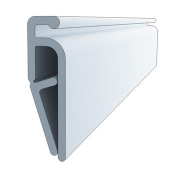 Super-klem-posterrail set