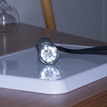 LED lamp met extra functies