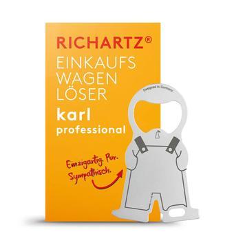 """Richartz® winkelwagen-ontkoppelaar """"Karl Prof."""""""