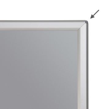 Kliklijst │ voor tafel en wand