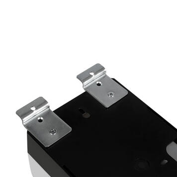 Sensor-Wall - desinfectiedispenser uitbreidingsset voor ophanging in de FlexiSlot® lamellenwand