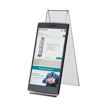 Presentatiestandaard voor smartphones
