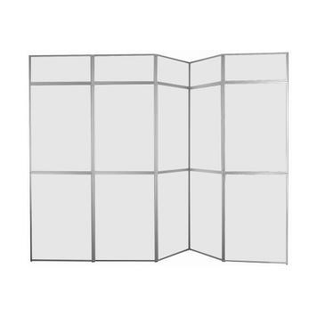 """Digitaaldruk voor vouwwand """"360"""" en """"IQ Wall"""" 3x3"""