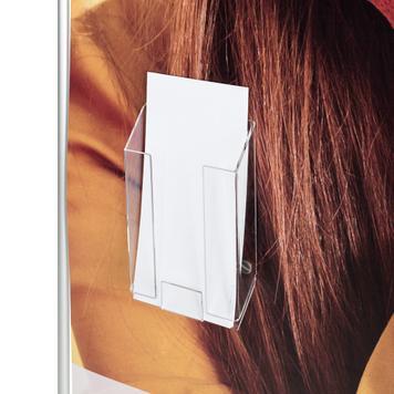 Folderhanger voor digitaaldrukbanner, magnetisch