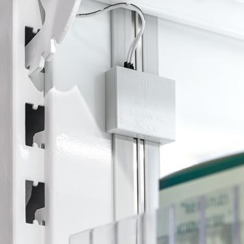 """Système éclairage de rayonnages à LED """"FlexiPower"""""""