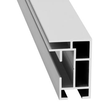 "Aluminium stretchframe ""27"" voor wandmontage"