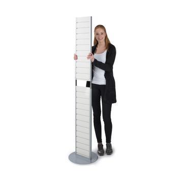 "FlexiSlot® display ""Slim"" │ deelbaar"