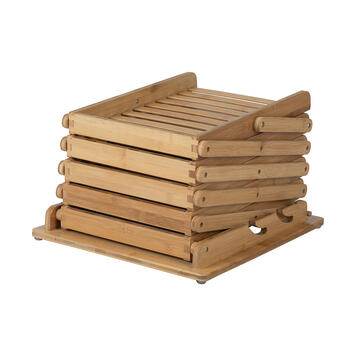 """Folderstandaard """"Bamboe"""" │ inklapbaar"""