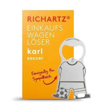 """Richartz® winkelwagenontkoppelaar Karl """"Soccer"""""""