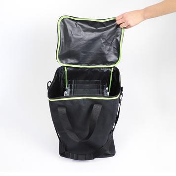 """Transporttas voor opvouwbare folderstandaard """"Real Zip"""" of """"Real Big"""""""