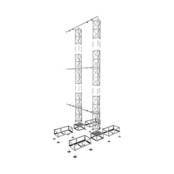 "Traverstar Outdoor ""Fascia II"" │ bouwbord-standaard"