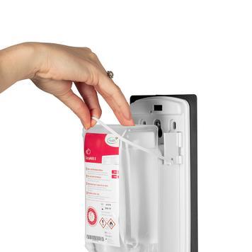"""Desinfectiedispenser voor afzetsysteem """"Easy"""""""